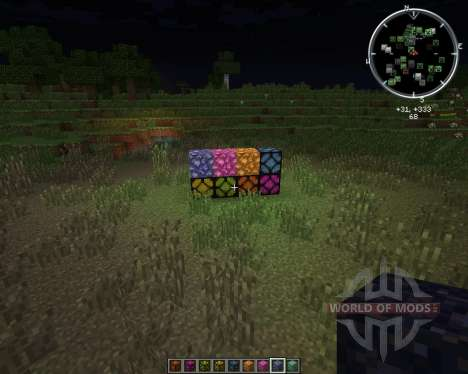 Colored Light for Minecraft