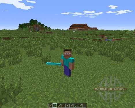 Anime Battle for Minecraft