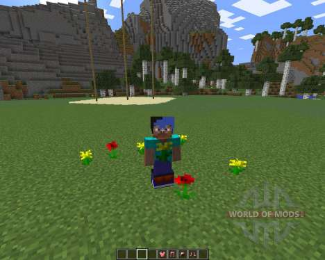 Special Armor for Minecraft