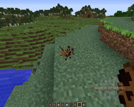 More Nature for Minecraft