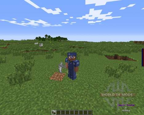 Gods Sacred Items for Minecraft