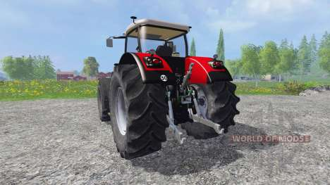 Massey Ferguson 8690 for Farming Simulator 2015