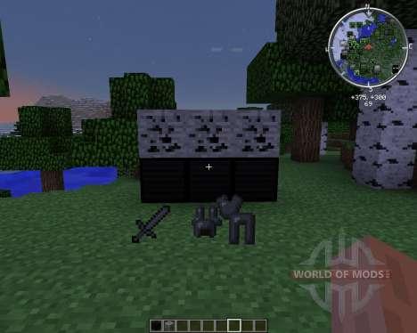 DarkIron for Minecraft