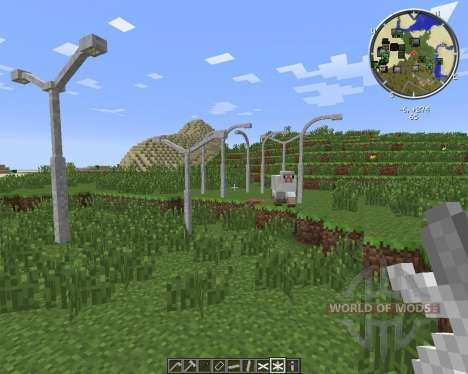 Lamps And Traffic Lights for Minecraft