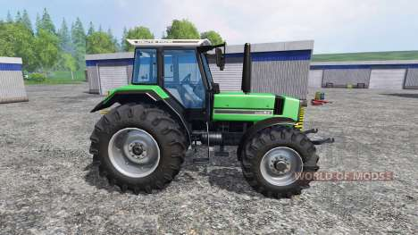 Deutz-Fahr AgroStar 6.61 v1.1 Extreme Turbo for Farming Simulator 2015