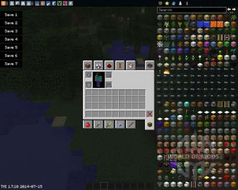 Drop Items Forever for Minecraft