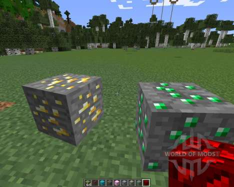 Fake (Monster) Ores for Minecraft