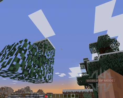 FastLeafDecay for Minecraft
