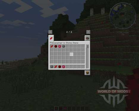 Philosophers Stone for Minecraft