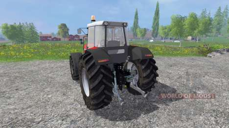 Massey Ferguson 8140 v2.0 for Farming Simulator 2015