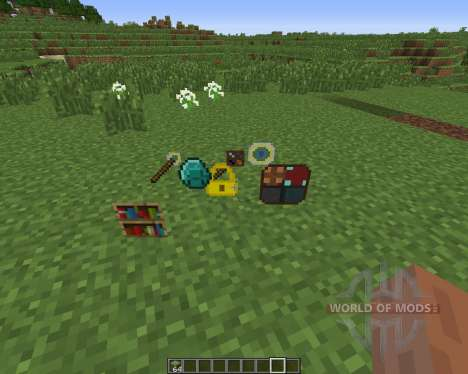 Simple Portables for Minecraft