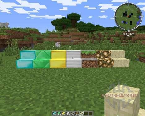 StairsPlusPlus for Minecraft