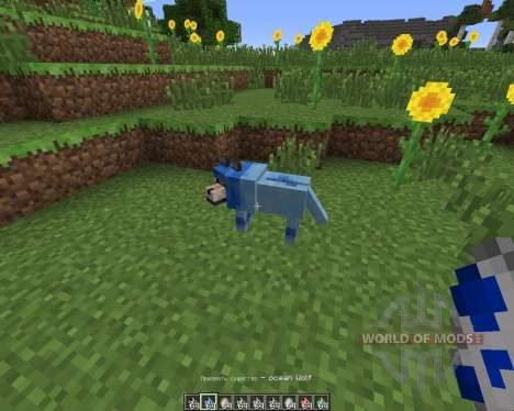 More Wolves for Minecraft