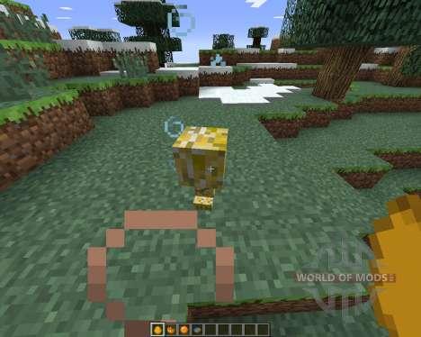 Primitive Mobs for Minecraft