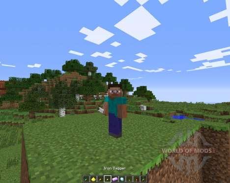 Half Stick for Minecraft
