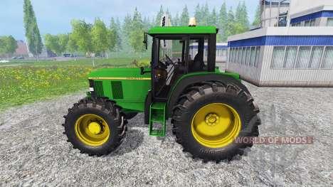 John Deere 6100 for Farming Simulator 2015