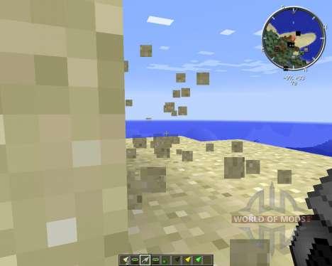 Super Multi-Drills for Minecraft