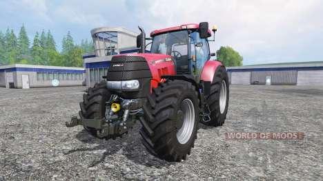 Case IH Puma CVX 200 v1.7 for Farming Simulator 2015