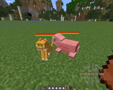 Useful (Battle) Pets for Minecraft