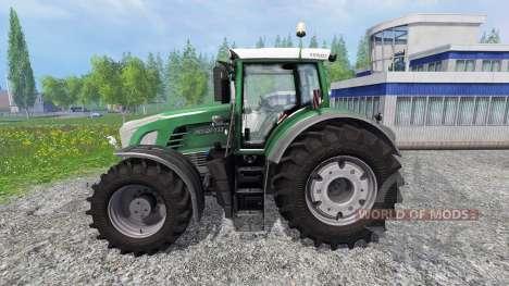 Fendt 933 Vario Profi for Farming Simulator 2015