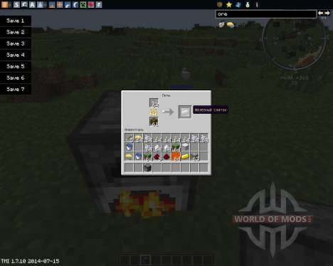 Better Ore Fortune for Minecraft