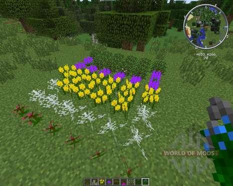 Plant Mega Pack for Minecraft