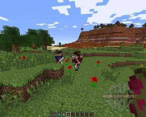 American Revolution for Minecraft