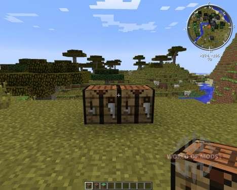 DualCraft for Minecraft
