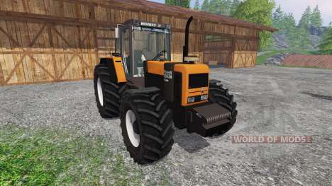 Renault 15554 for Farming Simulator 2015