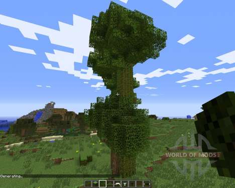 Kingdoms of The Overworld for Minecraft