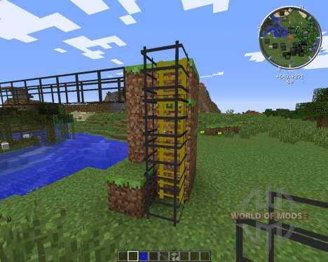 Catwalks for Minecraft