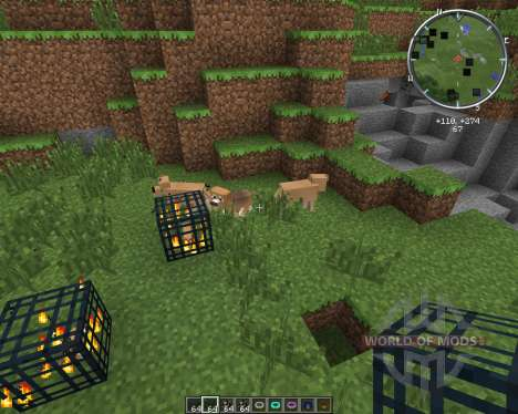 Copious Dogs by wolfpup for Minecraft