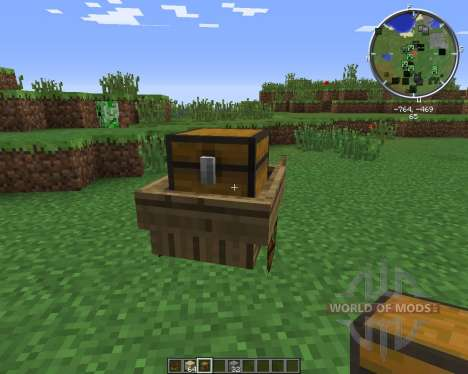 MC Cart for Minecraft