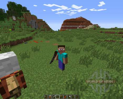 Balkons Weapon for Minecraft