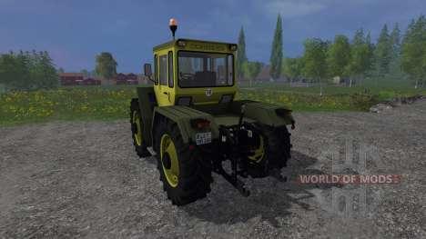 Mercedes-Benz Trac 1500 v0.9 for Farming Simulator 2015