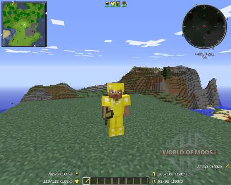 Better PvP for Minecraft