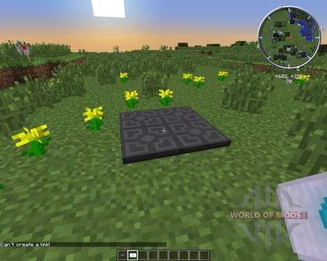 XPTeleporters for Minecraft
