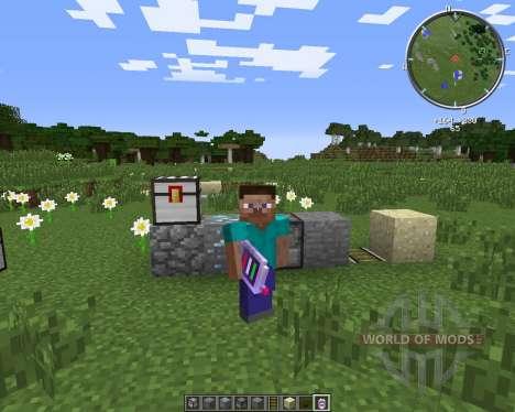 SecurityCraft for Minecraft