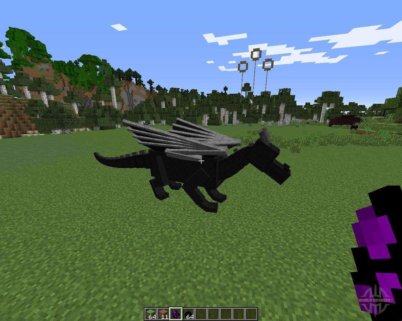 скачать мод на dragon mounts для майнкрафт 1.5.2 #11