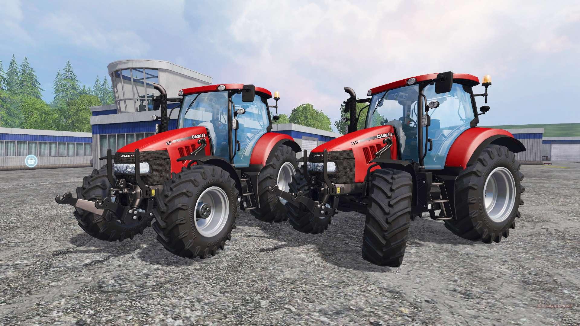 case ih jxu 85 and 115 v1 1 for farming simulator 2015 rh worldofmods com Case Logic RBP 115 115 Case Manure Spreader