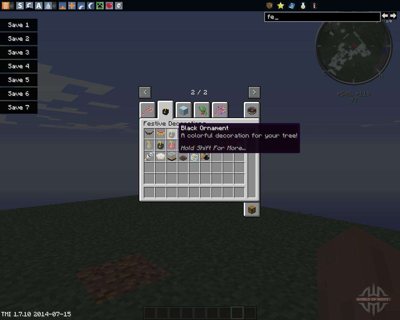 how to add descriptions to items in minecraft
