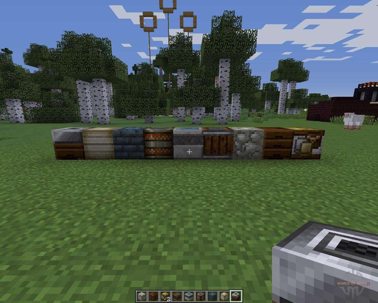 мод harvestcraft для майнкрафт 1.7.10