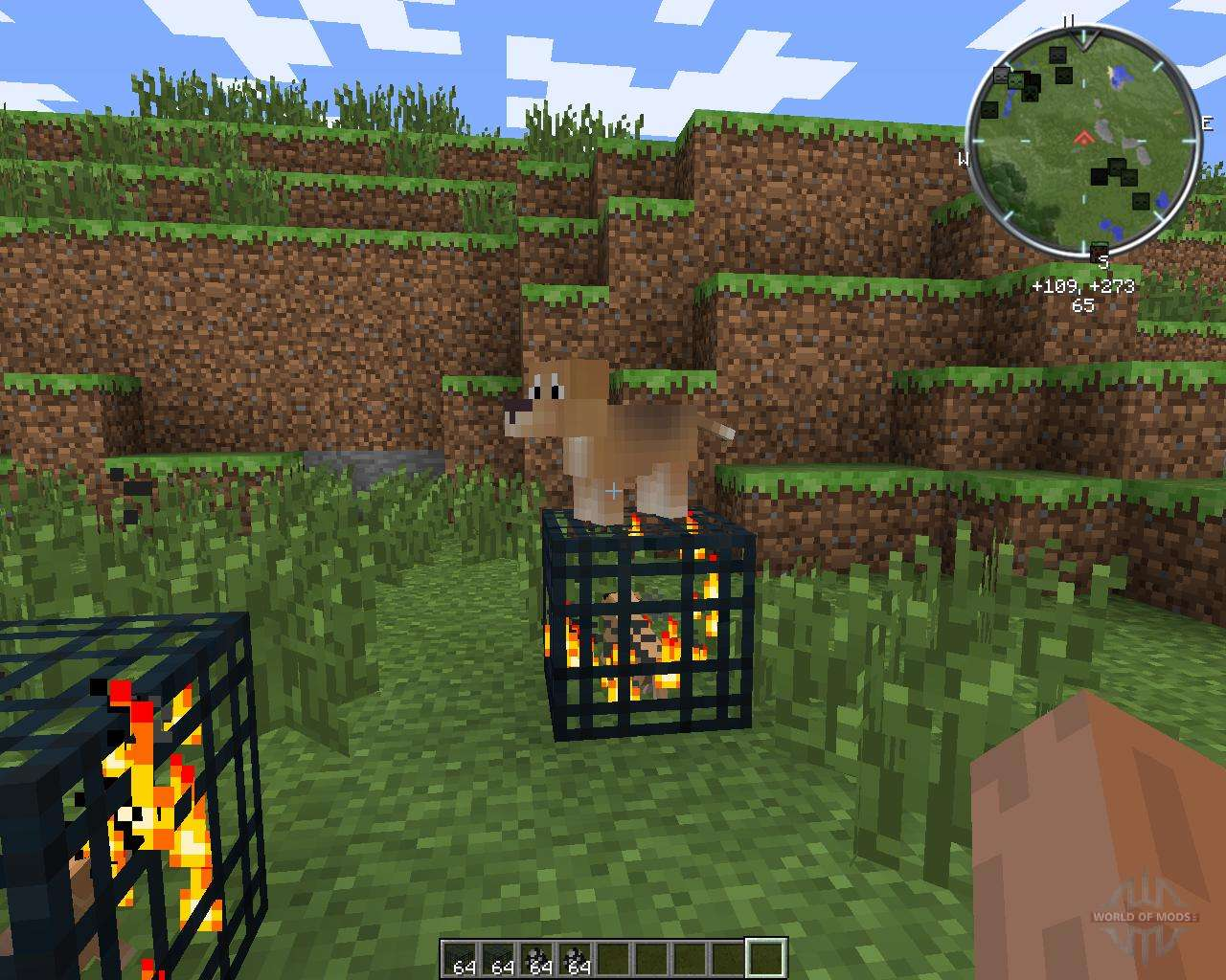 Copious Dogs Mod For
