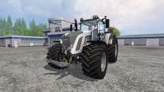 Fendt 933 Vario White Edition