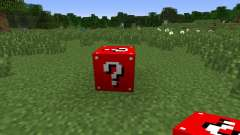Lucky Block Red for Minecraft
