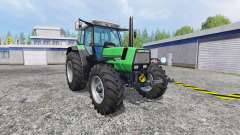 Deutz-Fahr AgroStar 6.61 v1.1 Extreme Turbo for Farming Simulator 2015