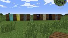 Extra Doors for Minecraft