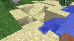 Better Sand for Minecraft