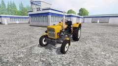 Ursus C-330 v1.1 yellow for Farming Simulator 2015