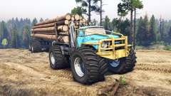 ZIL-130 Terminator v2.0 for Spin Tires